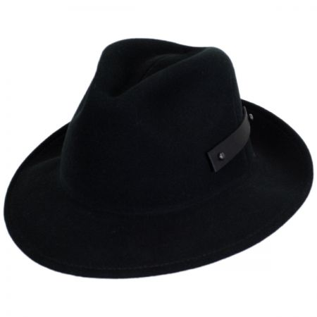 Boley Wool LiteFelt Fedora Hat