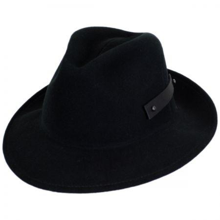 Boley Wool LiteFelt Fedora Hat alternate view 21
