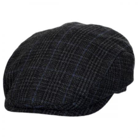 Wigens Caps Plaid Wool Earflap Ivy Cap