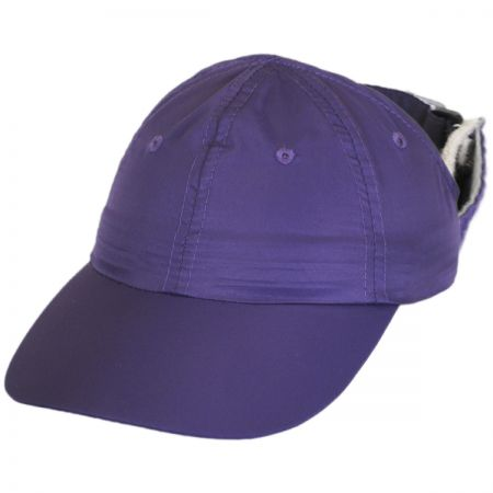 Chic Play Genie Open Back Ponytail Baseball Cap