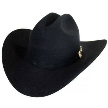 Larry Mahan Hats Tucson 10X Fur Felt Cattleman Western Hat