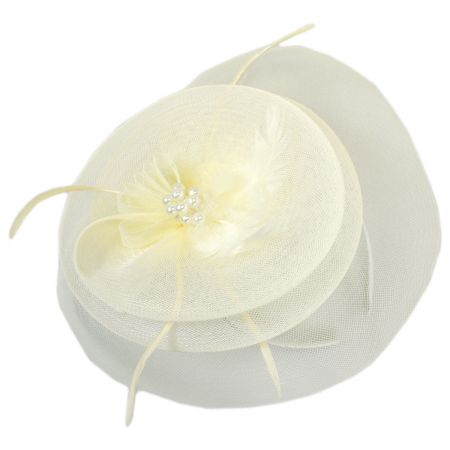 Jeanne Simmons Round and Round Fascinator Headband