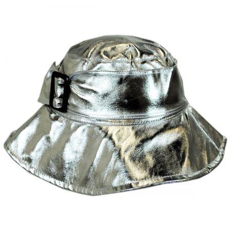 Jeanne Simmons Buckle Rain Bucket Hat
