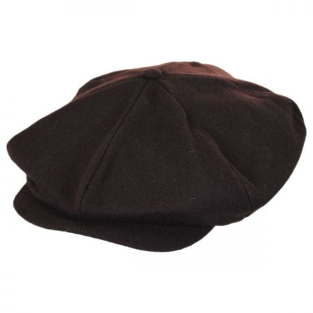 Brixton Hats Sleet Wool Blend Earflap Newsboy Cap