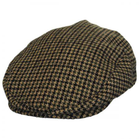Brixton Hats Hooligan Tweed Wool Blend Ivy Cap