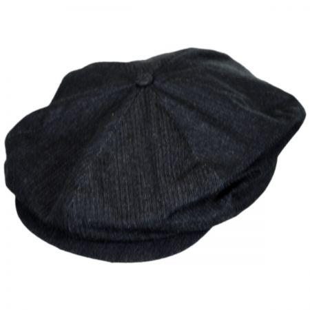 27e0eb0f6a70d 6 Panel Newsboy Cap at Village Hat Shop