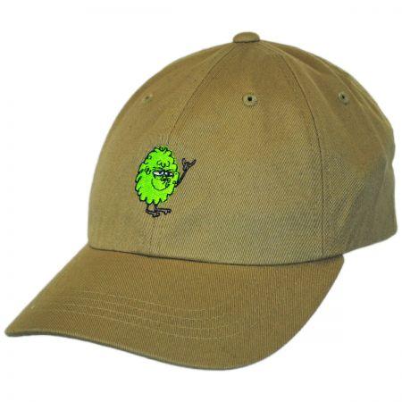 All Good Strapback Baseball Cap Dad Hat alternate view 1