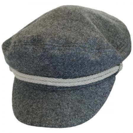 Ashland Wool Blend Fiddler Cap alternate view 1