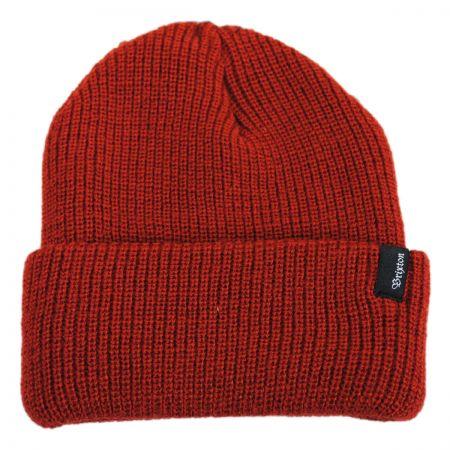 Heist Knit Beanie Hat alternate view 19