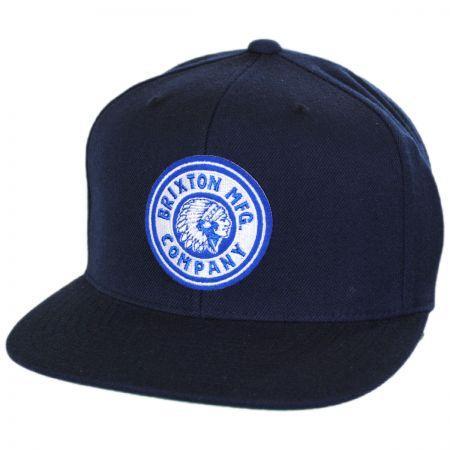 Navy Baseball Cap at Village Hat Shop af9d95f3af7