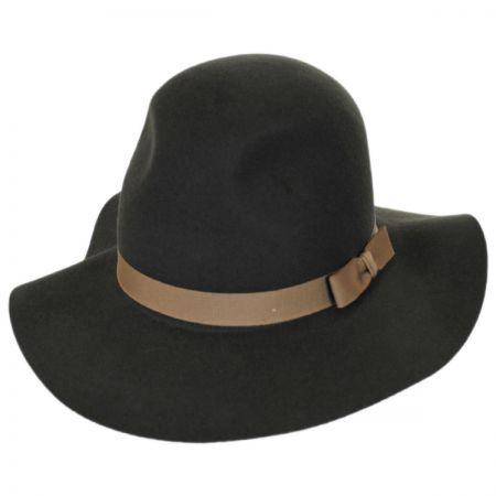 58024ab882504 Green Felt at Village Hat Shop