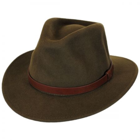 Messer Wool Felt Fedora Hat alternate view 19