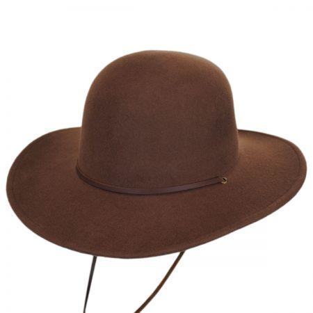 Tiller Packable Wool Felt Wide Brim Hat alternate view 10
