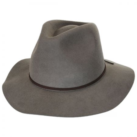 Wesley Wool Felt Floppy Fedora Hat alternate view 80