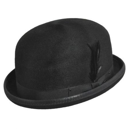 Harker Wool Felt Bowler Hat