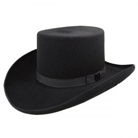 Dillinger Wool Felt Western Hat