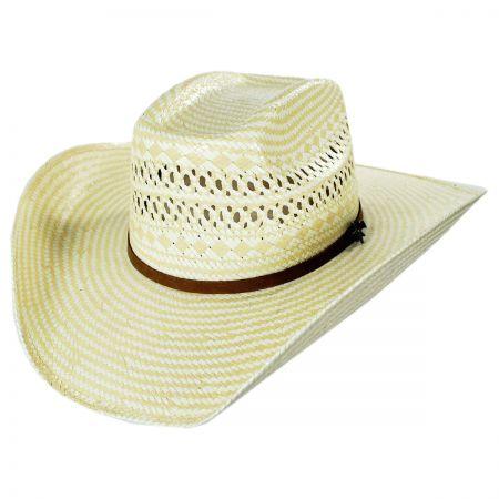 Fields Toyo Straw Western Hat
