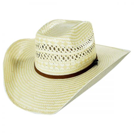 Bailey Fields 4x Toyo Straw Western Hat