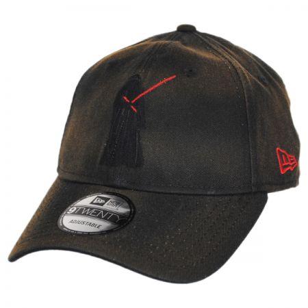Star Wars Kylo Ren 9Twenty Strapback Baseball Cap Dad Hat alternate view 1