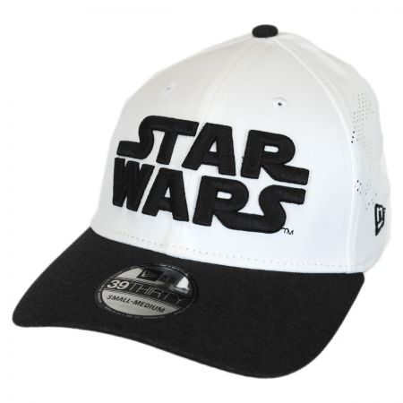 New Era Star Wars Storm Trooper 39Thirty Fitted Baseball Cap 70bd6fd0377