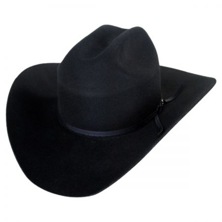 Stampede Wool Felt Western Hat