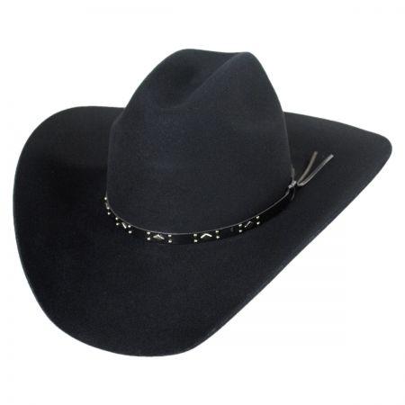 Dynamite Wool Felt Western Hat