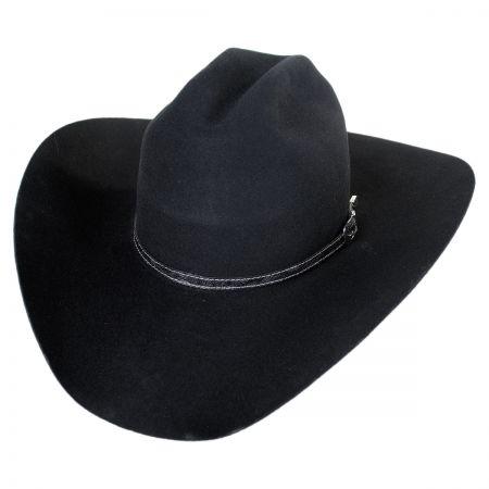 Roderick Wool Felt Western Hat