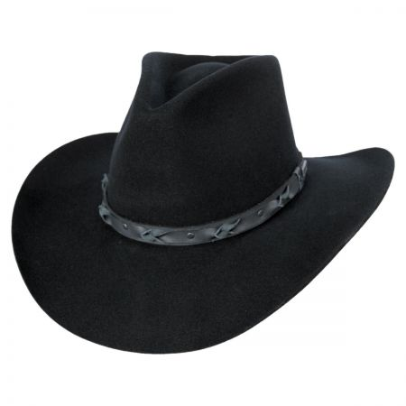 Navarro Wool Felt Western Hat