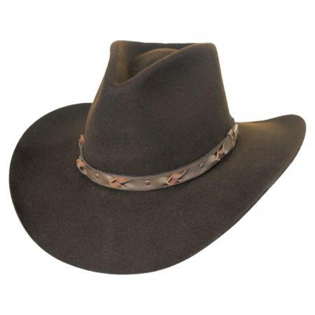 Navarro Western Hat alternate view 2