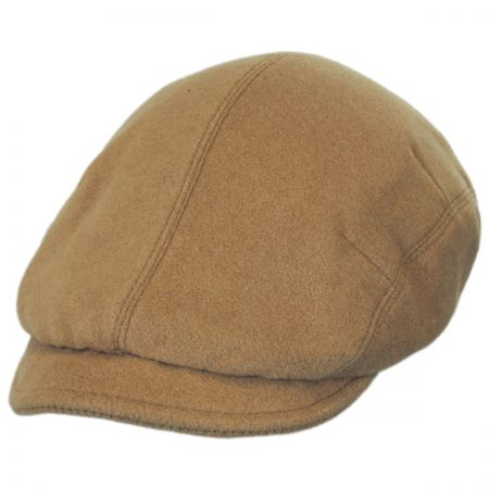 Alvin Cashmere and Wool Ivy Cap