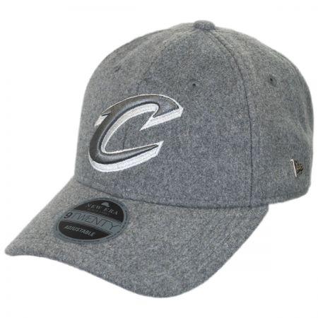 New Era Los Angeles Lakers NBA 'Cashmere' 9Twenty Strapback Baseball Cap Dad Hat