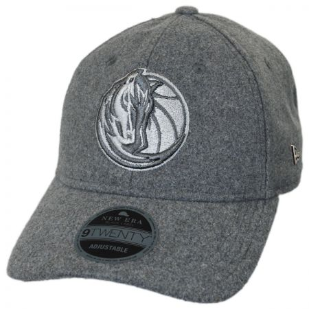 Dallas Mavericks NBA 'Cashmere' 9Twenty Strapback Baseball Cap Dad Hat alternate view 1