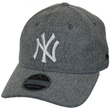 New Era New York Yankees MLB 'Cashmere' 9Twenty Strapback Baseball Cap