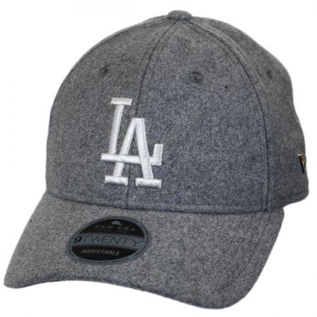 New Era Los Angeles Dodgers MLB 'Cashmere' 9Twenty Strapback Baseball Cap