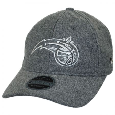 New Era Orlando Magic NBA 'Cashmere' 9Twenty Strapback Baseball Cap Dad Hat