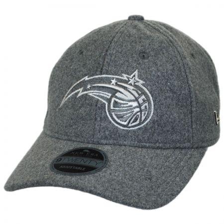 New Era Orlando Magic NBA 'Cashmere' 9Twenty Strapback Baseball Cap