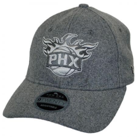 New Era Phoenix Suns NBA 'Cashmere' 9Twenty Strapback Baseball Cap