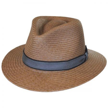 Brooks Panama Fedora Hat alternate view 21