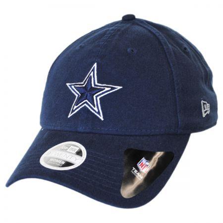 c814f7e92f1 New Era Dallas Cowboys NFL Slouch 9Twenty Strapback Baseball Cap Dad Hat