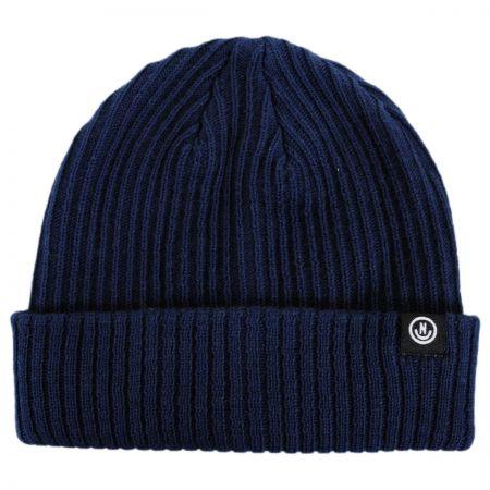 e6bd1da84ff Navy Blue Beanie at Village Hat Shop