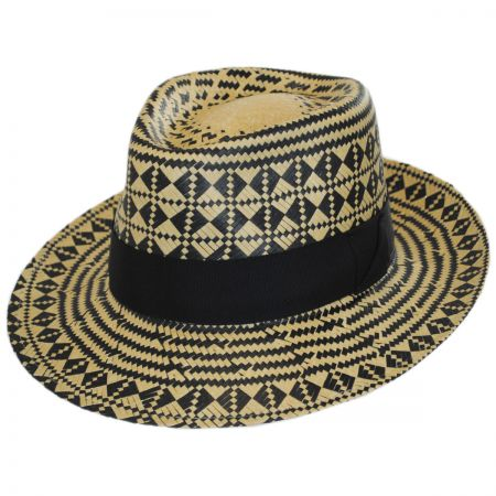 Bailey Hartley Toyo LiteStraw Fedora Hat