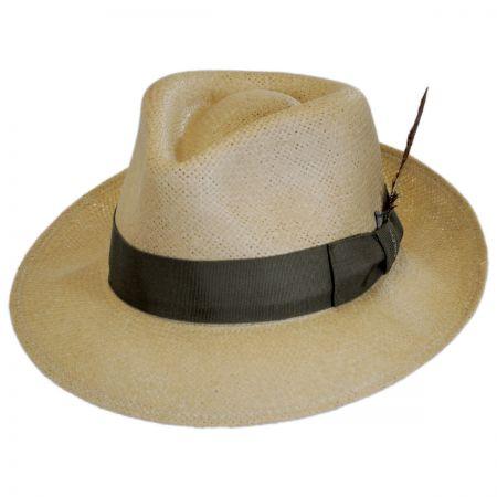 Outen Toyo LiteStraw Fedora Hat