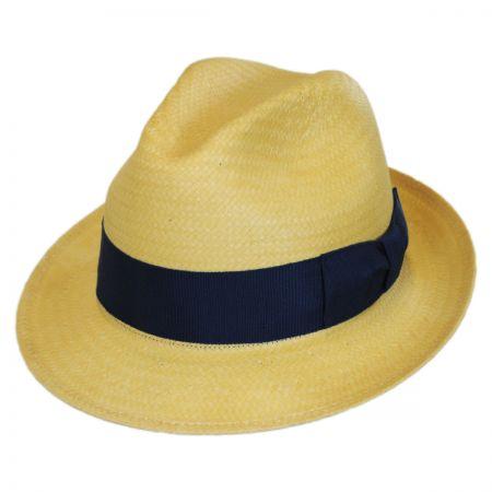 Lando Toyo LiteStraw Fedora Hat alternate view 38