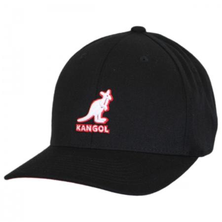 Kangol 3D Logo Flexfit Baseball Cap