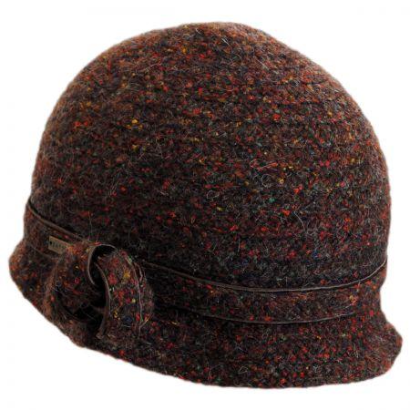 Ella Wool Blend Cloche Hat alternate view 5
