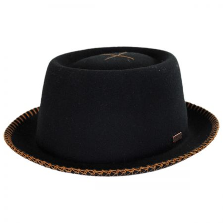 Kangol Blanket Wool LiteFelt Pork Pie Hat