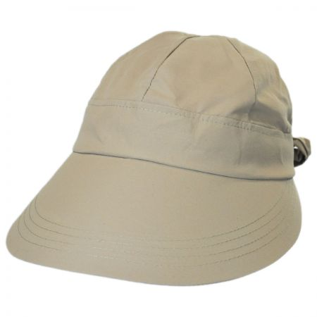 Stetson NFZ Packable Facesaver Hat