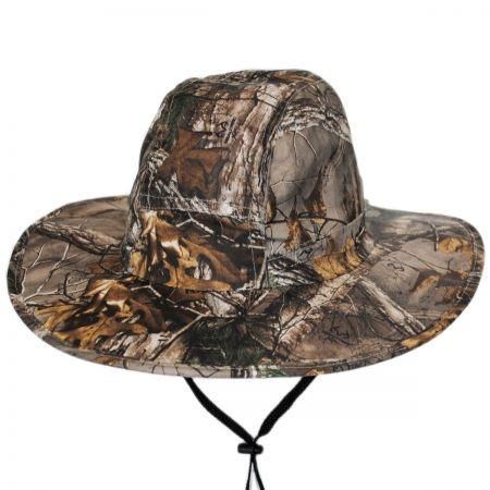 NFZ Camo Big Brim Boonie Hat alternate view 1