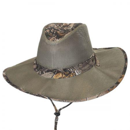 Stetson NFZ Mesh Aussie Hat