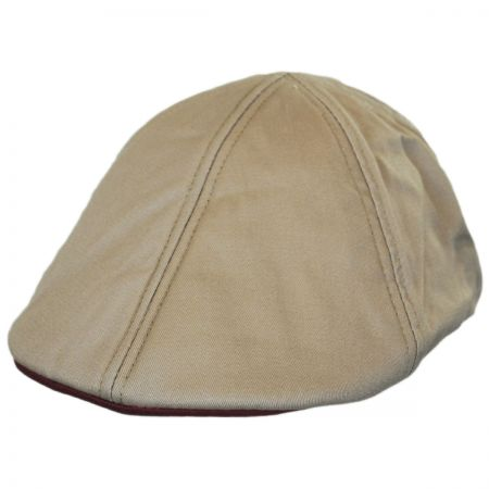 Stetson - Packable Cotton Duckbill Ivy Cap